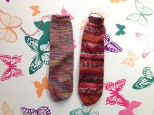 Em's socks