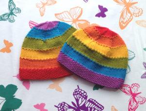 Equality Stripe Hat